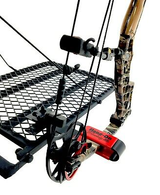 Bow Buddy Bow Hanger | Hang-On Buddy Treestand Bow Holder