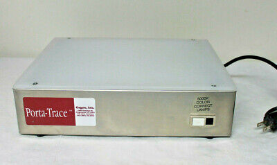 Gagne Porta Trace Light Box Model 1012 16Watt 12x10 Crafts Slides X-Rays Tattoo