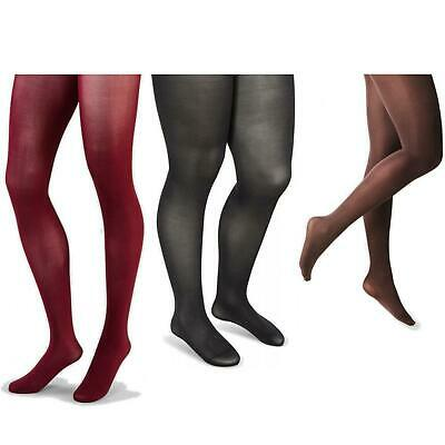 4c05c623b03 A NEW DAY Women s Opaque Tights 50 Denier NEW in Packs Regular or ...