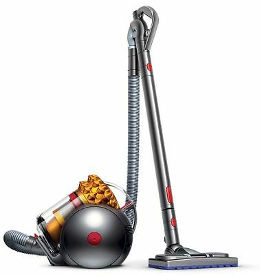 Almost new Dyson Cinetic Big Ball Silver Barrel Bagless  Vacuum Cleaner