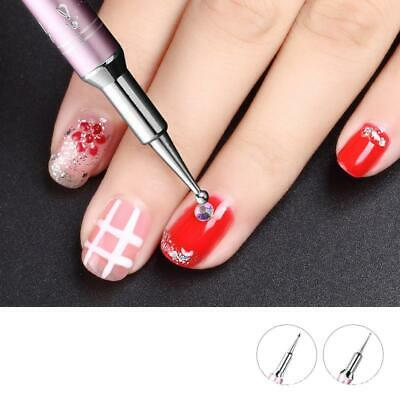 DIY Nail Art Painting Drawing Design Polish Brushes Dotting Pen Tool Set Kit FW