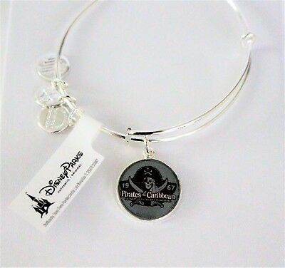 Alex And Ani Disney Pirates Of The Caribbean Bracelet 1967 Attraction Bangle