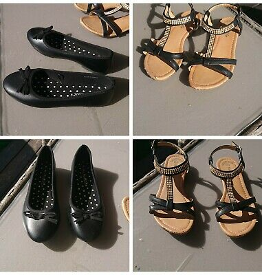 c4204b3879d0a LOTS CHAUSSURES FILLE Taille 34 - EUR 3