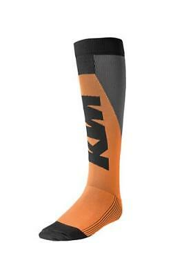 Genuine KTM Off-road Motocross Enduro Long Socks (Size 3-5)