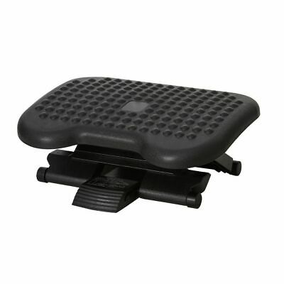 Height and Angle Adjustable Footrest Brand new, black