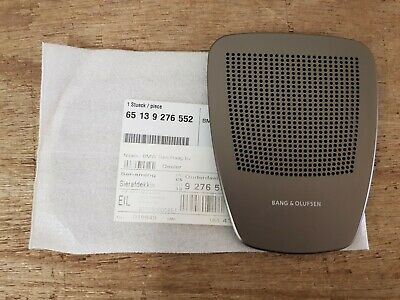 Original BMW Bang & Olufsen speaker grill for F10. 65 13 9 276 552 // 6513927655