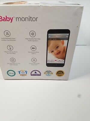 iBABY HD WIRELESS BABY MONITORING SYSTEM M6S