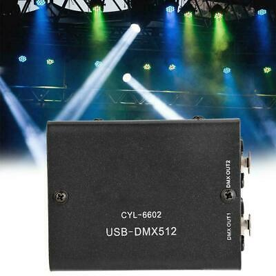 512 Channels DMX DMX512 Controller Console for Stage Light Party Disco Operator