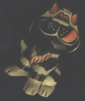 Lorna Bailey Pottery DELICIOUS the cat Excellent Condition FREE P&P