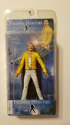 "Neca 7""figure Freddie Mercury Brand New.."