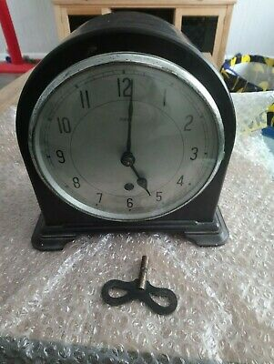 Antique vintage bakelite clock