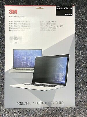 "3M Privacy Filter for 13"" Apple MacBook Pro - PNFNAP007"