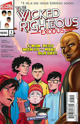 WICKED RIGHTEOUS VOL 2 #1 (OF 6) (MR) (WK11.19) (W) Terry Mayo (A) Lucas Romero