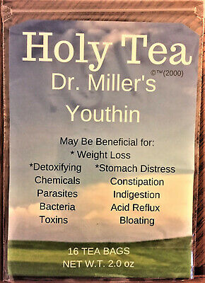 Dr Millers YouTHIN™ Tea - Two Month Supply (16 bags)  HUGE SALE!  FREE S/H - WOW