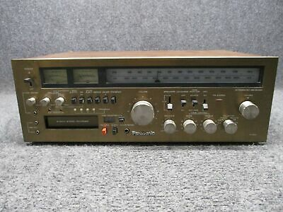 Panasonic RA-6600 Vintage Integrated Stereo Recevier 8-Track Player/Recorder