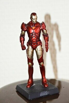IRON MAN, figurine en plomb Collection officielle Marvel