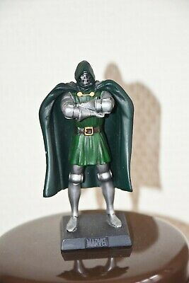 DOCTOR DOOM/FATALIS, figurine en plomb Collection officielle Marvel