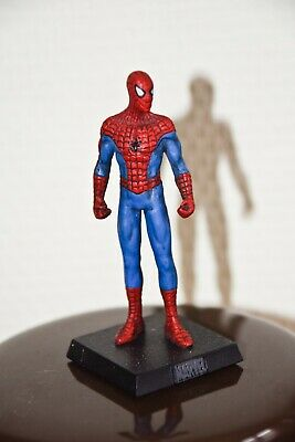 SPIDER MAN, figurine en plomb Collection officielle Marvel