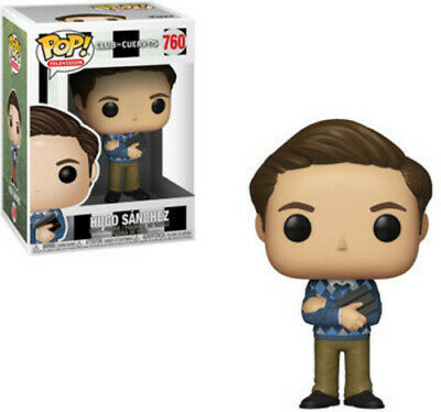 Club De Cuervos - Hugo Sanchez - Funko Pop! Television: (2019, Toy NUEVO)