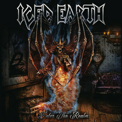 PRE-ORDER Iced Earth - Enter The Realm (CD RELEASE: 12 Apr 2019)