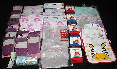 Wholesale Job Lot of Mixed NEW Baby Items & Accessories