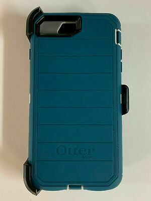 OtterBox Defender Pro Rugged Protection Blue Case for Apple iPhone 8 7 Plus