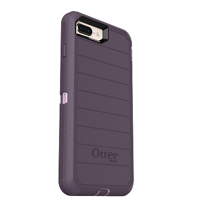 OtterBox Defender Pro Rugged Protection Purple Case for Apple iPhone 8/7 Plus