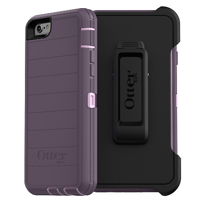 OtterBox Defender Pro Rugged Protection Purple Case for Apple iPhone 6 and 6s