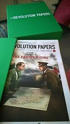 The Revolution Papers. (Editions 1 - 52 in 2 storage boxes)