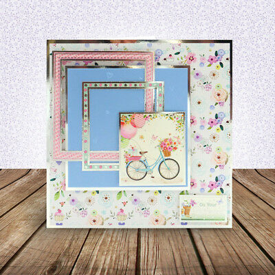 MIDNIGHT CRAFTERS new  COLLECTION - WINDOWS TO HEART COLLECTION  3 FOR 1
