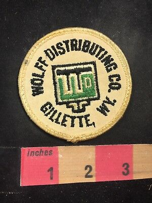VINTAGE WOTCO ADVERTISING Patch 91NF - $7 59 | PicClick