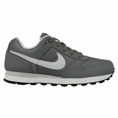 fa5ea354d723a NIKE MD RUNNER 2 (GS) Women s Athletic Shoes 807316 001 Black White ...