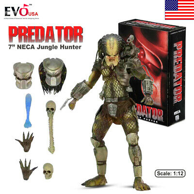 "NECA City Hunter Predator Masked 7/"" Action Figure Series 7 Predators 1:12 NIB"