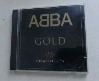 Abba~Gold~Best Of / Greatest Hits Cd~Fast Free Uk Post