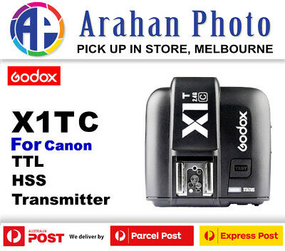 Godox X1T-C TTL Wireless Flash Transmitter for Canon