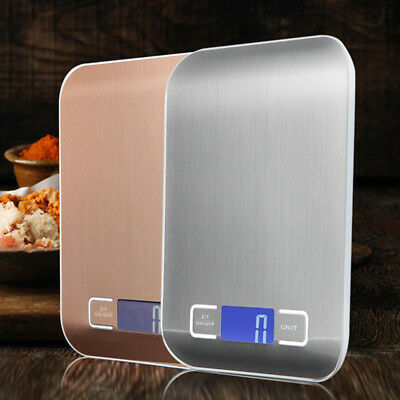 LCD Digital 0.01-500g Electronic Balance Weighing Jewellery smart Food Scales UK