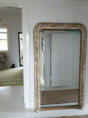 Stunning French Mirror 175cm H x 110cm W