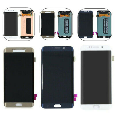 OEM LCD Display Touch Screen Digitizer Assembly For Samsung Galaxy S6 Edge+ Plus