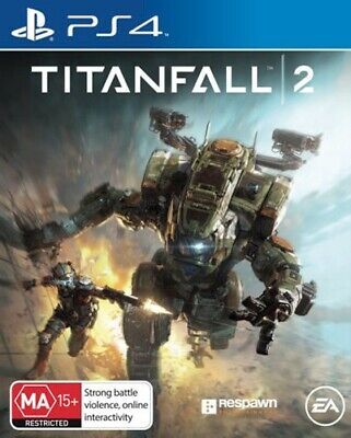 PS4 Titanfall 2 (PAL Import) Playstation 4 Game