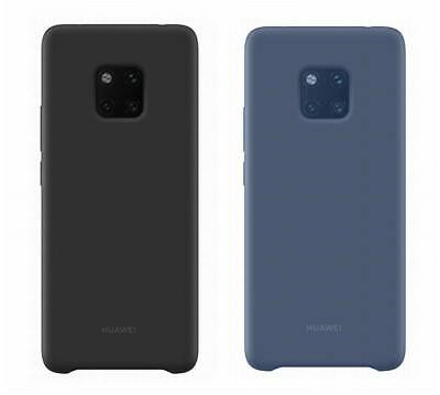 Original Huawei Mate 20 Pro Silicon Cover Case Hülle Tasche