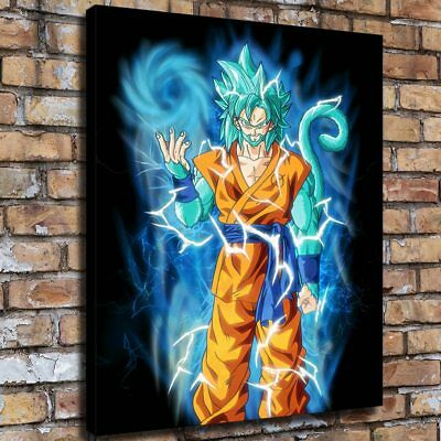"""16""""x20""""Dragon Ball HD Canvas prints Painting Home Decor Picture Room Wall art"""
