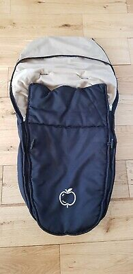 iCandy black footmuff. Excellent condition,