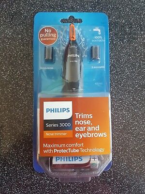 Philips Series 3000 Nose Trimmer.BRAND NEW.