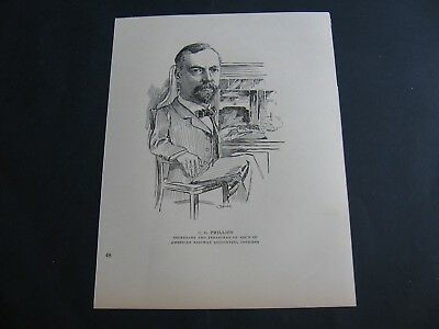 C G Phillips American Railway Accounting Officers
