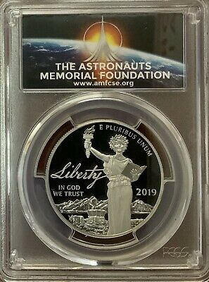 2019 W Proof $100 Platinum American Eagle Liberty Pcgs Pr69  First Strike