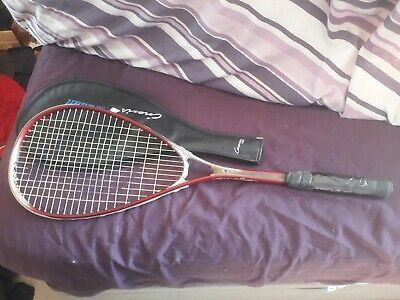 Inesis Exia Squash Racket with Cover