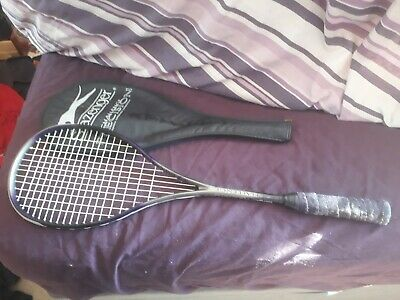 Slazenger Challenge Precision Squash Racket with Cover