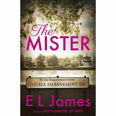 The Mister (Paperback) Book by E L James | Brand New | + Fast & Free Delivery !