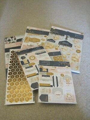 Forever Friends Oppulent - Large Papercrafting Set - 7 Items