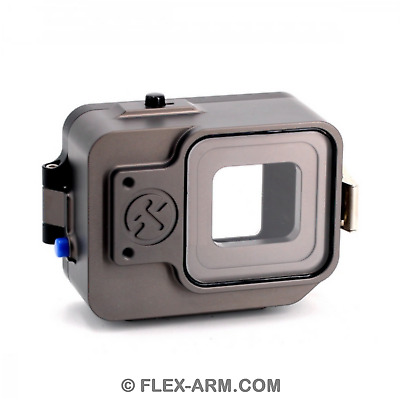 Underwater Housing Waterproof Case Aluminum For Gopro Hero 5 - 6 -  7